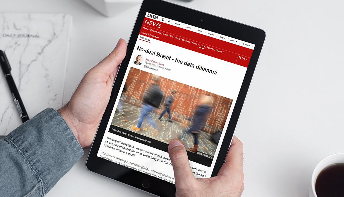 DMA Coverage - BBC News